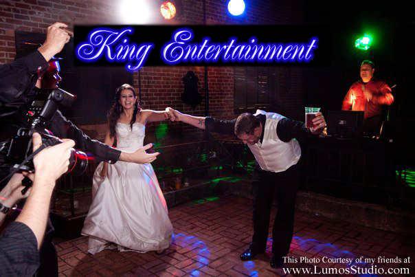 King Entertainment Columbia SC DJ Photobooth Karaoke Videobooth Live band booking